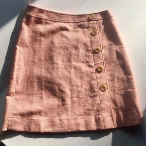 Ann Taylor Tweed A-Line Skirt  NEW